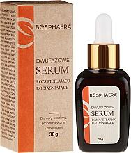 Parfums et Produits cosmétiques Sérum éclaircissant biphasé visage - Bosphaera Serum