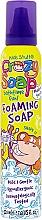 Parfums et Produits cosmétiques Savon moussant au parfum fruité, couleur blanche - Kids Stuff Crazy Soap White Foaming Soap