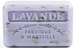 Parfums et Produits cosmétiques Savon végétal de Marseille, Lavande - Foufour Savonnette Marseillaise Lavande