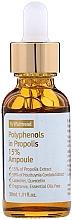 Parfums et Produits cosmétiques Sérum en ampoule à l'extrait de propolis pour visage - By Wishtrend Polyphenols In Propolis 15% Ampoule