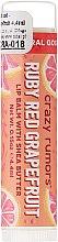 Parfums et Produits cosmétiques Baume à lèvres au beurre de karité - Crazy Rumors Pink Grapefruit Juice Lip Balm