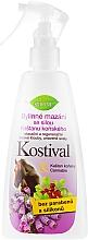 Parfums et Produits cosmétiques Spray à l'extrait de marron d'Inde et chanvre pour pieds - Bione Cosmetics Cannabis Kostival Herbal Salve With Horse Chestnut