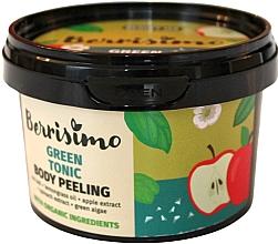 Parfums et Produits cosmétiques Exfoliant à l'extrait de pomme pour corps - Berrisimo Green Tonic Body Peeling