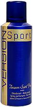 Parfums et Produits cosmétiques Ulric de Varens Jacques Saint Pres Version Sport - Déodorant spray parfumé