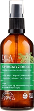 Parfums et Produits cosmétiques Spray pour cheveux gras à l'extrait d'épices et aneth - DLA