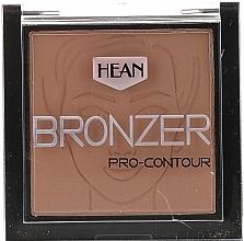 Parfums et Produits cosmétiques Bronzeur pour visage et corps - Hean Pro-contour Bronzer