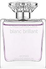 Parfums et Produits cosmétiques Christopher Dark Blanc Brillant - Eau de Parfum