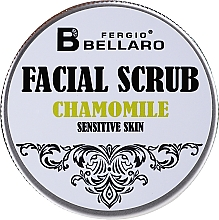 Parfums et Produits cosmétiques Gommage à la camomille pour visage - Fergio Bellaro Facial Scrub Chamomile