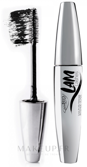 Mascara allongeant - PuroBio Cosmetics LAM Lashes Mascara — Photo Extra Black