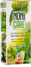 Parfums et Produits cosmétiques Crème à l'extrait de noni et huile d'avocat pour visage - Nonicare Intensive 24h Face Cream