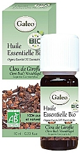 Parfums et Produits cosmétiques Huile essentielle bio de clou de girofle - Galeo Organic Essential Oil Clove