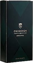 Parfums et Produits cosmétiques Coty Crossmen Original - Eau de Toilette