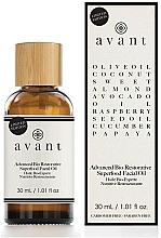 Parfums et Produits cosmétiques Huile à l'huile d'amande douce bio pour visage - Avant Advanced Bio Restorative Superfood Facial Oil