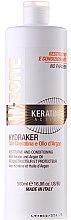 Parfums et Produits cosmétiques Après-shampooing à la kératine et huile d'argan - H.Zone Keratine Active Conditioner