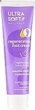 Parfums et Produits cosmétiques Crème régénérante pour pieds - Ultra Soft Naturals Regenerating Foot Cream Smoothes