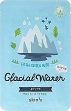 Parfums et Produits cosmétiques Masque tissu à l'allantoïne pour visage - Skin79 Fresh Garden Mask Glacial Water