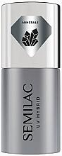 Parfums et Produits cosmétiques Base pour vernis hybride - Semilac UV Hybrid Mineral Strong Base
