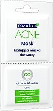 Parfums et Produits cosmétiques Masque matifiant pour visage - Novaclear Acne Mask Oil Control Complex