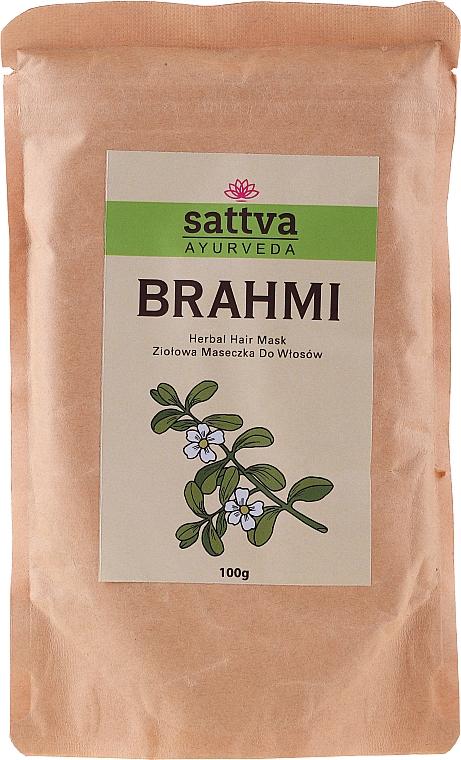 Poudre capillaire ayurvédique Brahmi - Sattva