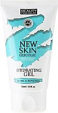 Parfums et Produits cosmétiques Gel à l'huile d'amande et complexe d'acides pour visage - Beauty Formulas New Skin Glycolic Hydrating Gel