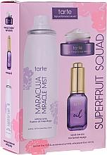 Parfums et Produits cosmétiques Coffret cadeau - Tarte Cosmetics Superfruit Squad (spray/30ml + oil/15ml + eye/cr/5g)