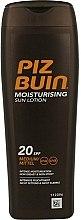 Parfums et Produits cosmétiques Lotion solaire pour corps - Piz Buin In Sun Moisturising Lotion Spf 20