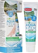 Parfums et Produits cosmétiques Aqua-crème à l'huile d'avocat et aloe vera pour pieds - Fitokosmetik