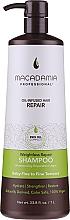 Parfums et Produits cosmétiques Shampooing à l'huile d'argan et macadamia - Macadamia Professional Natural Oil Weightless Moisture Shampoo