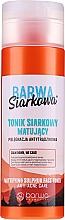 Parfums et Produits cosmétiques Lotion tonique antibactérienne au soufre - Barwa Anti-Acne Sulfuric Tonik