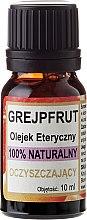 Parfums et Produits cosmétiques Huile essentielle de pamplemousse 100% naturelle - Biomika Grapefruit Oil