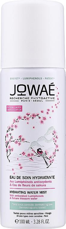 Eau de soin aux lumiphénols antioxydants et fleurs de sakura pour visage - Jowae Hydrating Water Mist
