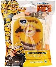 """Parfums et Produits cosmétiques Eponge de bain """"Minions"""" pour enfants, Carl - Suavipiel Minnioins Bath Sponge"""