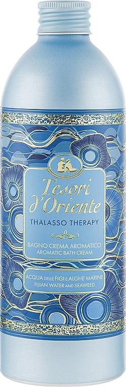 Crème de bain aromatique - Tesori d`Oriente Thalasso Therapy Aromatic Bath Cream