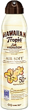 Parfums et Produits cosmétiques Spray solaire pour corps - Hawaiian Tropic Silk Hydration Air Soft Protective Mist SPF 50