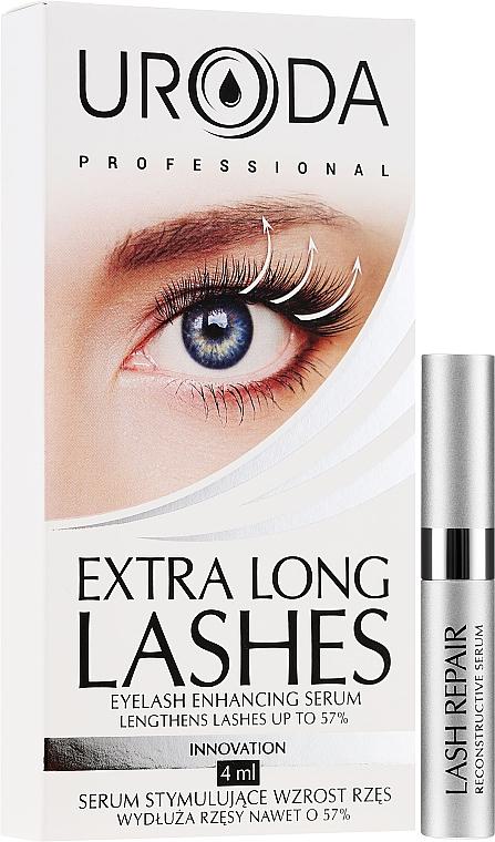 Sérum de croissance pour cils - Uroda Professional Extra Long Lashes Enhancing Serum
