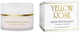 Parfums et Produits cosmétiques Crème de nuit revitalisante - Yellow Rose Cellular Revitalizing Cream