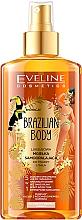 Parfums et Produits cosmétiques Brume autobronzante pour visage et corps - Eveline Cosmetics Brazilian Mist Face & Body