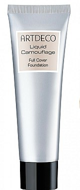 Crème de camouflage pour visage - Artdeco Liquid Camouflage Full Cover Foundation
