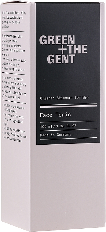Lotion tonique - Green + The Gent Face Tonic — Photo N1