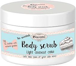 Parfums et Produits cosmétiques Gommage à la noix de coco pour corps - Nacomi Body Scrub