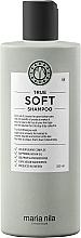 Shampooing à l'huile d'argan - Maria Nila True Soft Shampoo — Photo N2