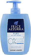 Parfums et Produits cosmétiques Savon liquide - Felce Azzurra Puro Per Pelli Sensibili