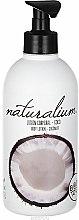 Parfums et Produits cosmétiques Lotion à la noix de coco pour corps - Naturalium Body Lotion Coconut