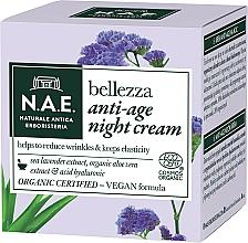 Parfums et Produits cosmétiques Crème de nuit - N.A.E. Bellezza Anti-Age Night Cream