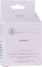 Parfums et Produits cosmétiques Henné pour sourcils - Wonder Lashes Brow Henna