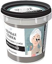 Parfums et Produits cosmétiques Argile noire au charbon anti-acné pour visage et corps - NaturaList