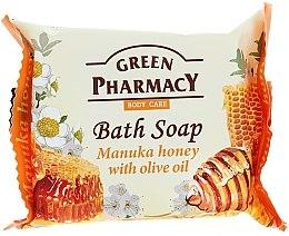 Parfums et Produits cosmétiques Savon au miel et huile d'olive - Green Pharmacy