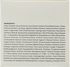 Crème hydratante contour des yeux - Heimish Marine Care Eye Cream — Photo N3