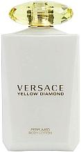 Parfums et Produits cosmétiques Versace Yellow Diamond - Lotion parfumée pour corps