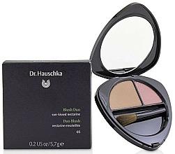 Parfums et Produits cosmétiques Duo blush - Dr. Hauschka Blush Duo